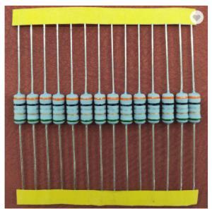 China Wire wound resistor 3w 5W on sale
