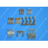 Wholesale Low Breaking Capacity Wire Crimp Terminals , Electrical PCB Automotive Fuse Box Terminals from china suppliers