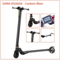 Wholesale Carbon Fiber Folding Motorized Scooter 5 Inch Smart Self Balancing Battery Powered from china suppliers