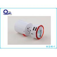 Wholesale Detachable Universal Power Converter Adapter With Led Logo Safety Fuse Protection from china suppliers