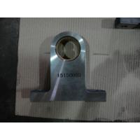 Wholesale Aluminium / Iron CNC Machined Parts , Bearing Seat Metal Turning Lathe Spare Parts from china suppliers