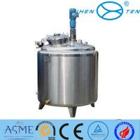 Wholesale 6000 Liter Continuously Stirred Tank Bioreactor For Polyurethane PU Glue from china suppliers