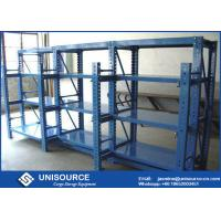 Wholesale Versatile Adjustable Heavy Duty Long Span Shelving With Traveling Crane Arm from china suppliers