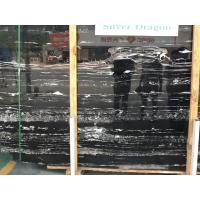 Buy cheap Silver Dragon Marble Tile & Slab,A Grade Black Marble Slab,Black Marble Counter Top,Vanity Tops,Wall&Flooring Tile from wholesalers