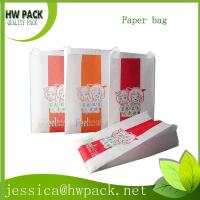 Wholesale fast food take away paper bag from china suppliers