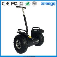 Wholesale Two Wheel Self Balancing Scooter Lithium Battery Brushless With 21inch Tire from china suppliers