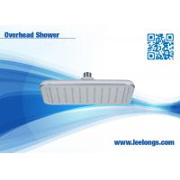 Wholesale Square Overhead Shower Head Ceiling Mounted Heavy Rain Handheld from china suppliers