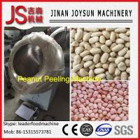 Wholesale High Peeling Rate Peanut Peeling Machine Overal Dimension from china suppliers