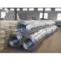 Wholesale Low Temperature Hot Rolled Galvanized Steel Wire Rope AISI ASTM BS from china suppliers