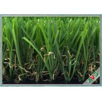 Wholesale Durable Save Water Outdoor Artificial Grass / Artificial Turf ISO SGS Approval from china suppliers