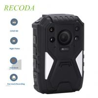 Buy cheap Recoda M505 1296P FULL HD 140 Degree IP65 GPS 11 Hours Battery Life Police Body Worn Camera from wholesalers