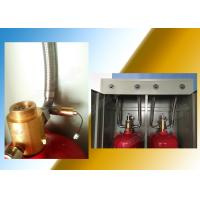 Wholesale Automatic Hfc227ea Fire Suppression System with Cabinet Doubled from china suppliers