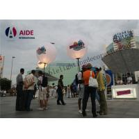 Wholesale Color Changing Advertising Inflatable Lighting Balloon / Backpack Inflatable Ball Led Light from china suppliers