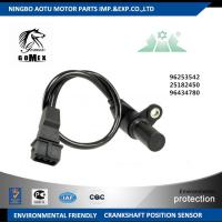 Buy cheap CHEVROLET DAEWOO Crankshaft Position Sensor Replacement 96253542 25182450 96434780 from wholesalers