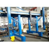 Wholesale H Beam Automatic Welding Machine / Submerged Arc Welding With Double Cantilever from china suppliers