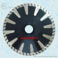 Wholesale Continuous Rim Deep Drop T-segmented Turbo Saw Blades - DSSB23 from china suppliers