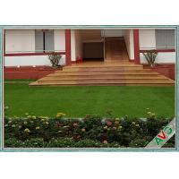 Quality Particularly Safe Durable Artificial Grass Outdoor Carpet For Children 9600 Dtex for sale