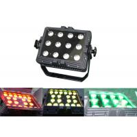 Wholesale IP65 Waterproof 12 * 3W RGB Outdoor LED Wall Washer DMX512 Disco Dj Stage Lighting from china suppliers