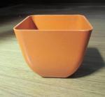 biodegradable decorative flower pot , plant fiber flower pot