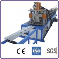 Wholesale Stud and Track Metal Roll Forming Machines For Ceilings , Wall Construction from china suppliers