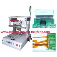 Wholesale Thermode TAB Bonding Machine / Hot Bar Soldering Machine With Visible LCD Display from china suppliers