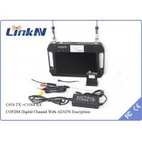 Wholesale Mobile UAV Video Wireless Transmitter Qpsk Modulation DC 12V CE from china suppliers