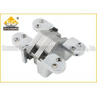 Wholesale Furniture Hardware Concealed Soss Internal Door Hinges 180 Degree from china suppliers