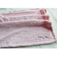 Wholesale Comfortable Polyester Baby Blanket Personalized With SGS Certificate from china suppliers
