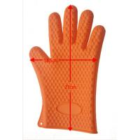 Wholesale Soft Silicone Oven Gloves With Fingers from china suppliers