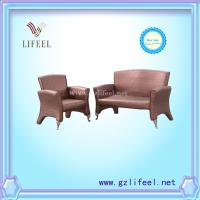 Wholesale fashional beauty salon furniture Luxury waiting chairs from china suppliers