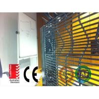 Wholesale 358 mesh Fence High Security Clearvu Fencing ,Anti Cut ,Climb Available V beams ,Customized hIGH SECURITY wire fence from china suppliers