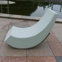 Quality Outdoor Rattan Lounge Chair LC-020 for sale