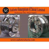"""Wholesale 24.5""""  Chrome  forged aluminum truck wheels / forged replica wheels from china suppliers"""