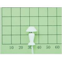 Wholesale T20 HO Luminous Street 3D Model Lamppost 1.5cm for Train Layout from china suppliers