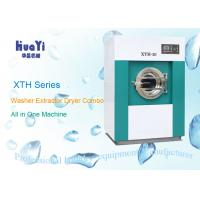 Wholesale 15kg 20kg Vertical Stainless Steel Washing Machine Industrial Washer And Dryer from china suppliers