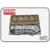 Wholesale 5878139644 5-87813964-4 Isuzu Cylinder Gasket Set Engine Head Overhaul Gasket Set for ISUZU 4HG1-T from china suppliers
