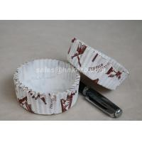 Wholesale Party / Weeding Custom Printed Baking Cups For Cupcakes / Dessert Polka Dots from china suppliers