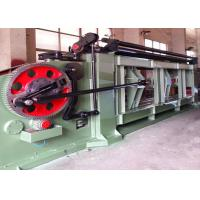 Wholesale Three Twist Gabion Wire Netting Machine 4300mm Width , Spiral Coil Type from china suppliers