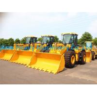 Wholesale 3m³ Compact Wheel Loader ZL50G , Yellow Small Wheel Loader 18T from china suppliers