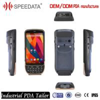 Wholesale IP65 Rugged Wireless Android Barcode Scanners , Symbol 2D Barcode Scanner 4G LTE from china suppliers