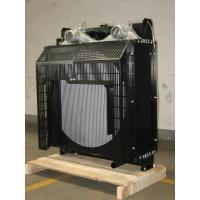 Wholesale Durable Diesel Engine Radiator , Engine Cooling Radiator For Generator Set from china suppliers