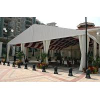 Wholesale Large Marquee Wedding Tent Luxury Rooftop Foldable With No Pole Inside from china suppliers