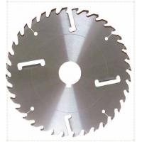 Wholesale Multi Saw Blade With Tungsten Carbide Tipped Wipers Slots 350x3.5/2.5 Z=28+4 from china suppliers