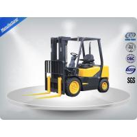 Wholesale 3.0 Ton AC Motor Yellow Electric Forklift Truck Hire With Isuzu C240 Engine from china suppliers