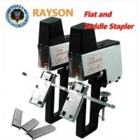Wholesale Full Metal Double Electric Heavy Duty Stapler 40 times / Min Binding Speed from china suppliers