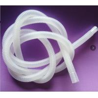 Wholesale Nontoxic Transparent Corrugated Flexible Tubing EVA / PE Medical Hose Type from china suppliers