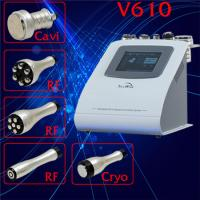 Wholesale Skin Care Machine Ultrasonic Cavitation Machine Multifunctional Wrinkle Removal Equipment from china suppliers