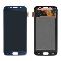 Wholesale For Samsung Galaxy S6 SM-G920/G920A/G920P/G920R4/G920T/G920F LCD Screen and Digitizer Assembly - Blue - Grade A+ from china suppliers