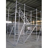 Wholesale Shoring Frame Systems. Galvanized space frame scaffolding from china suppliers