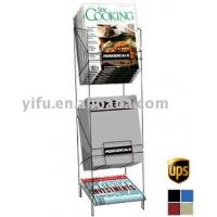 Wholesale 2 Pocket Floor Display rack from china suppliers